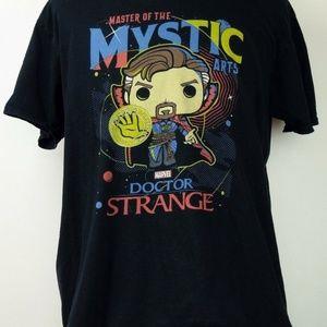 Marvel Dr. Strange Funko Pop Men's T-Shirt 2XL New